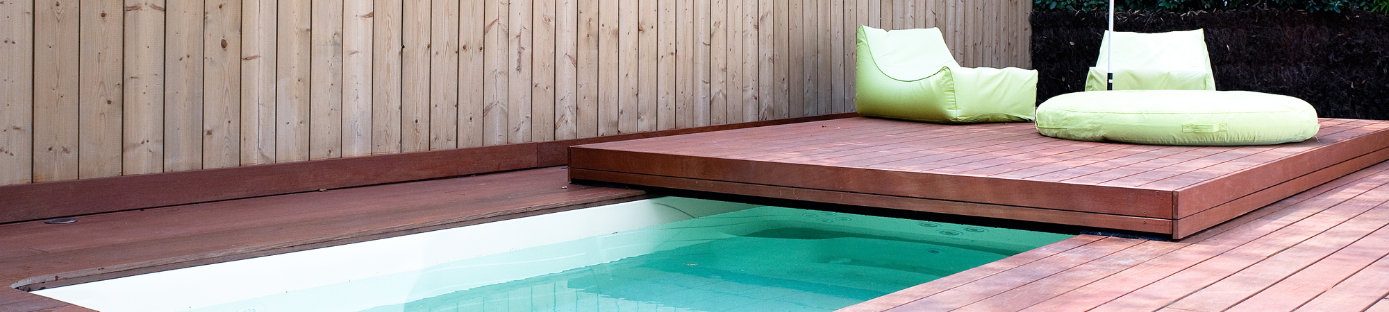 Installation piscine Bordeaux