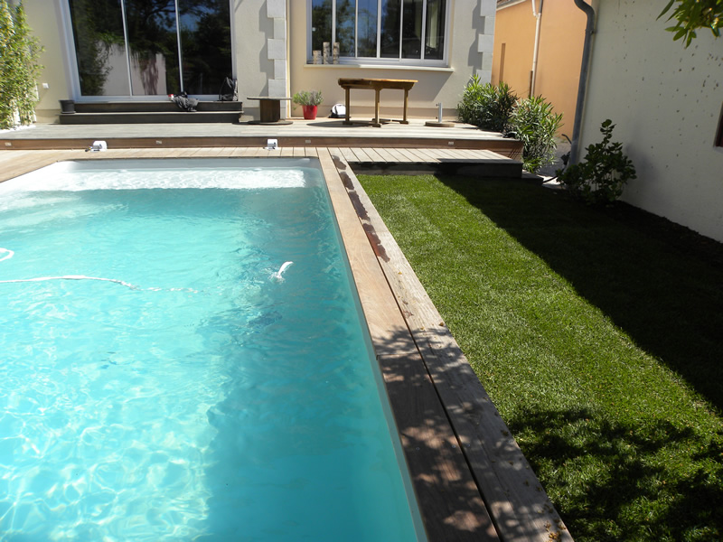 R alisations brettes piscine terrasse bois bordeaux for Piscine judaique bordeaux
